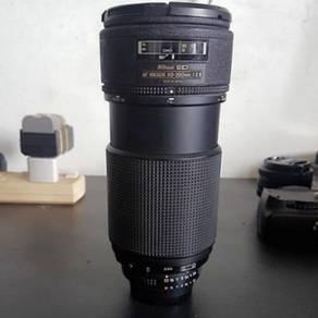Nikon nikkor 80-200 f2.8 ed push pull