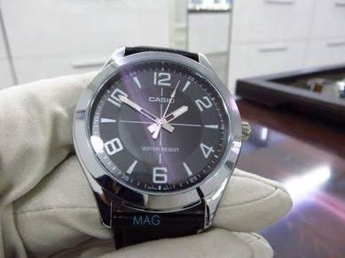 Watch- Casio Men Large MTPVX01L-1 -ORIGINAL