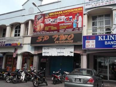 Shop house at Bandar Puteri Jaya, Sungai Petani. 1st floor