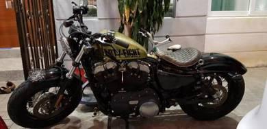 Harley Davidson sportster forty eight 48