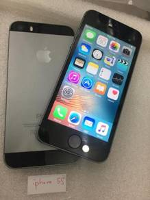 Apple iphone 5s 16gb second 2nd hand used set ori