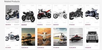 Multi vendor Ecommerce JH website