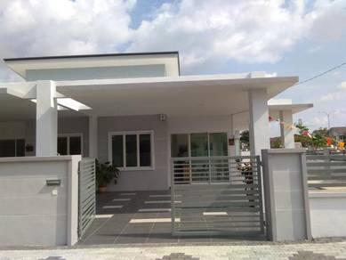 New House at Pengkalan