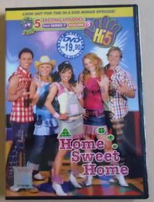 DVD Hi-5 Series 7 Vol 5 Home Sweet Home Australia
