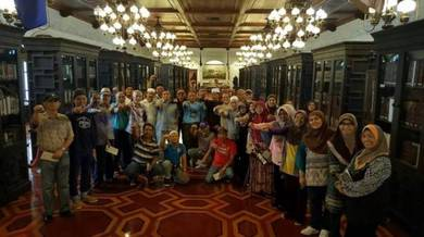 Manila Quiapo muslim tour 4D3N