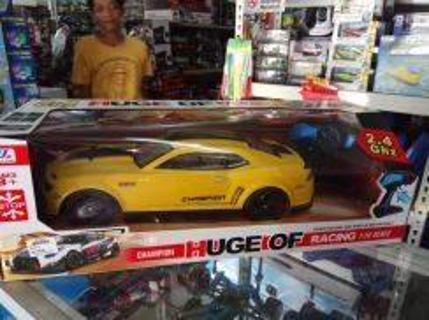 Mustang 2.4hz rc car