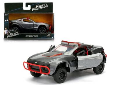 Letty Rally Fighter 1/32 model (fast n furious 8)