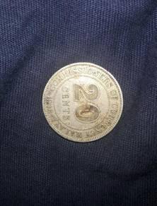 20 Cents malaya tahun 1948 ingin di jual RM5000