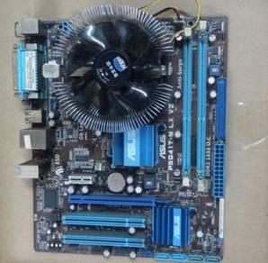 Mobo Asus & Intel Core 2 Quad Q9400