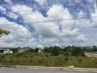 (38803 sq.ft) Tanjung Minyak Industrial Land