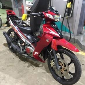 2016 Yamaha 125ZR