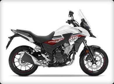New Honda CB500X CB 500 X CB500 X Fast approval