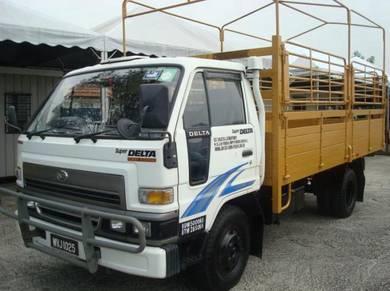 Daihatsu V116 canves railing 2011
