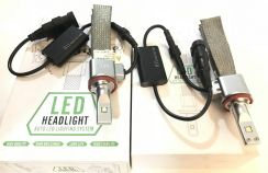 H11 LED HID Quality FREE small bulb Ford Ranger