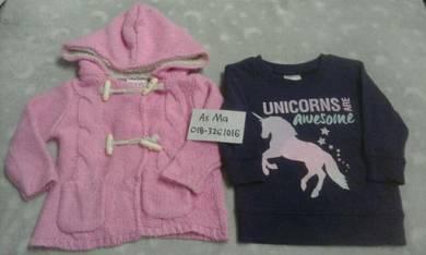 Pakaian bundld baby & kanak 0-12 tahun