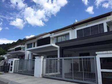 Double Storey Terrance House, Desa Budiman, Bandar Sungai Long