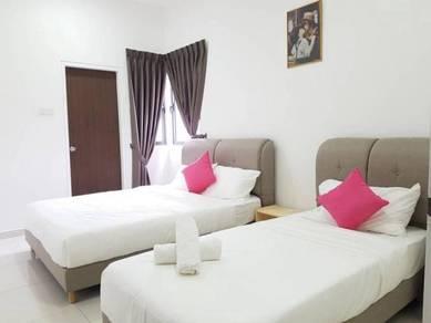 [Fully furnished 4r2b] Seasons Garden, Wangsa Maju Good Location