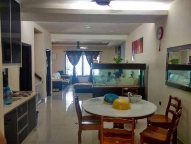 Sri Petaling 2 Sty Semi D Fully Reno Furnish Extended Below Bank Value