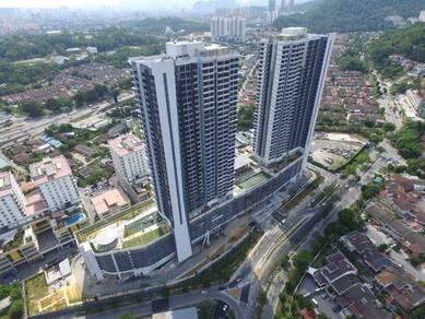 SERINI Melawati, new luxury condo for rent (Studio)