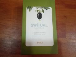 Switual From Nature( Hand Mask)