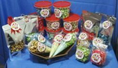 Popcorn gift/wedding gift/birthday party/event par