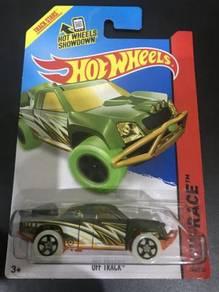 Hot Wheels OFF TRACK 2014 Treasure Hunts Series