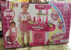 Kitchen playset toys