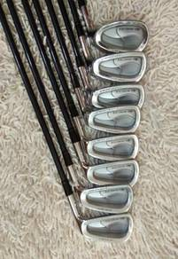 Katana Golf Sword 501R Iron set 4-9PS S-flex RH