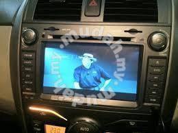 2ND Toyota altis 2010 car dvd player DEMO