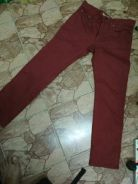 New Red Jean