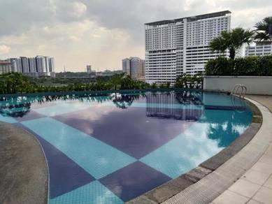 Prima U1 Condominium, Shah Alam (300 meter dari Federal Highway)