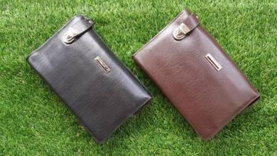 Bally Classy Clutch Bag