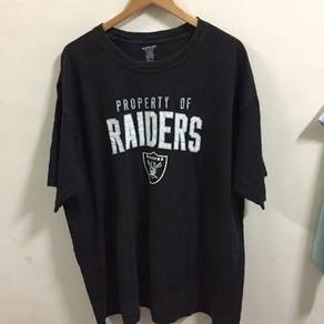 Raiders Shirt Size 2XL Reebok