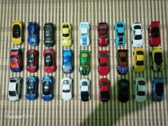 JDM Hotwheels 27 pieces