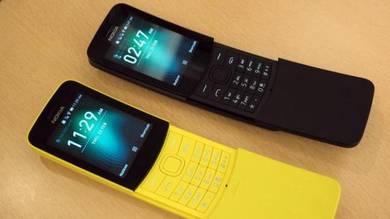 Nokia 8110 (4G) - PHONE PISANG TAHUN 2018 KEMBALI