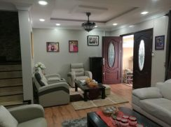 Renovated Double Storey intermediate at Matang Jaya