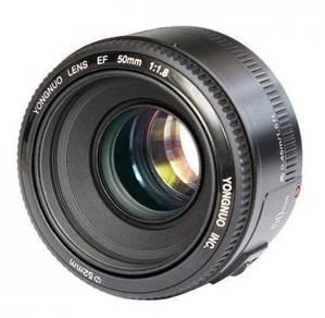 NEW Yongnuo YN 50mm F1.8 Portrait Lens For Canon