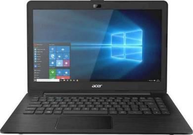 Acer ES1-432-C08S Intel Dual Core 2GB Ram 500GB