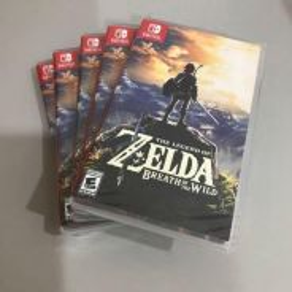 Nintendo switch Zelda : Breath Of The Wild