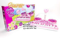 My Little Pony Electronic Organ Happy Music Piano