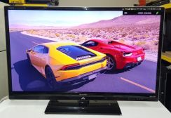 Sharp aquos 46 inch led smart tv with 3d