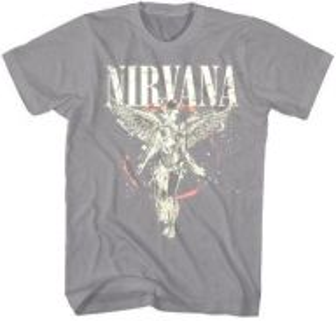 NIRVANA Official Licensed tshirt sz M BRAND NEW