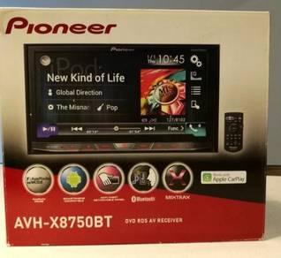 Pioneer AVH-X8750BT - Car Entertainment System