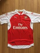 ARSENAL 2015/2016 home size L BRAND NEW