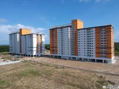 Apartment for sale, labuan