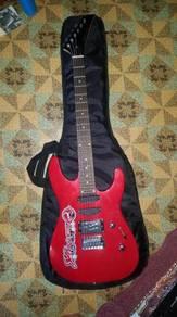 Guitar santa cruz kesayangan untuk di jual