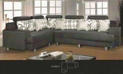 Contain l-shape sofa-89928