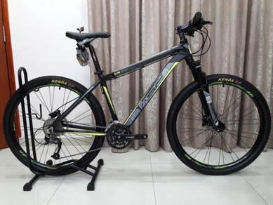 NEW Visp 27.5er 27 speed mountain bike MTB twitter