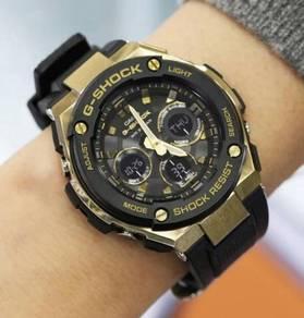 Watch - Casio G SHOCK STEEL GSTS300G-1 - ORIGINAL