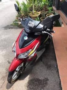 Honda Click 2007